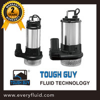Industrial High Head Submersible Sump Pump - Tough Guy SPH series - 60Hz