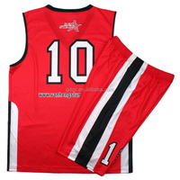 Sublimated custom popular buy basketball jerseys online adult basketball jersey