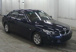 2003 Used BMW 5 Series/LEFT HAND DRIVE TYPE