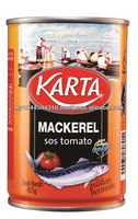 Fine Selection Canned Mackerel in Tomato Sauce (Tall Can 425g)