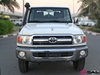 2016 TOYOTA LAND CRUISER PICK UP SINGLE CAB 4.0L V6 V-TYPE TWIN CAM 24 VALVE UNLEADED WITH CATALYTIC CONVERTOR - GRJ79L- TJMNKV