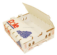 fresh grape fruit carton box