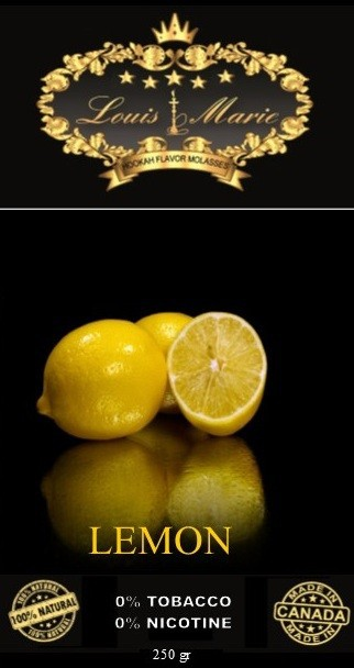 HERBAL HOOKAH FLAVOR (LEMON) 250gr
