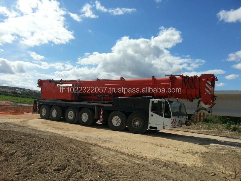 Used Truck Crane and Crawler crane 18 ton ~ 600 ton