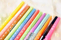 Plastic Gel Pen 160mm 120PCs/Lot Sold By Lot