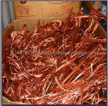 Best Quality Copper .wire and aluminum scrap available!