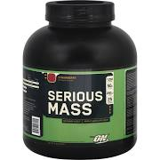 Optimum Nutrition Serious Mass / Dymatize Nutrition Super Mass Gainer 6lbs