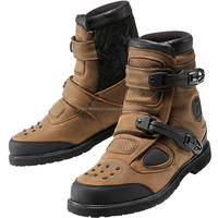 Motorcycle Mens Racing boots Waterproof Motocross Boots Motorbike / Motorcycle Road Safety Shoes /Long