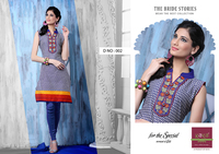Summer Traditional Ladies woolen kurtis