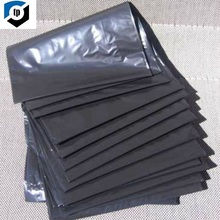 Black Bin bags Leaves Grass Clippings Foldable Refuse Sack Bag Roll