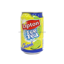 LIPTON ICE TEA in can 330 ml soft drink FMCG product