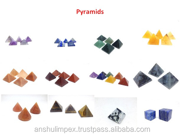 Wholesale Orange Aventurine Conical Pyramids, Natural Pyramids, sacred geometry, crystal pyramids, wholesale lot.