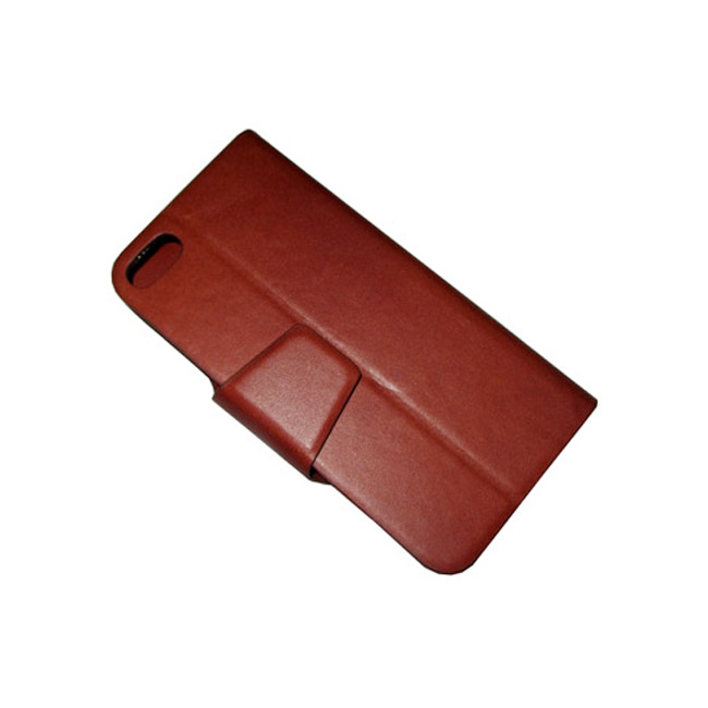 Cell phone genuine leather case