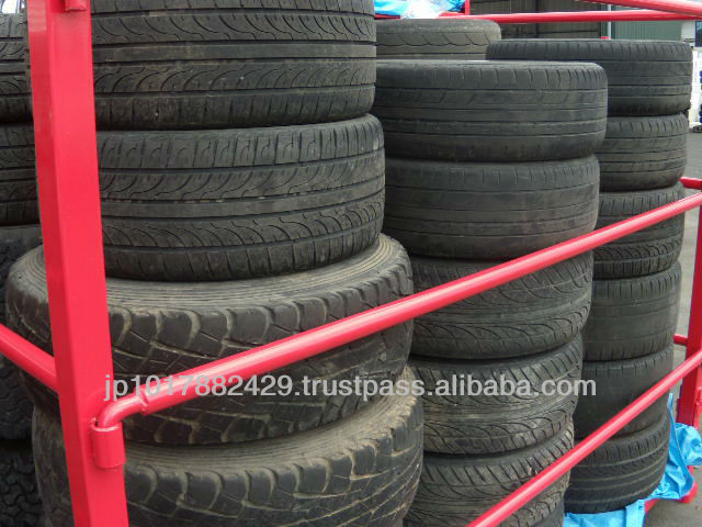 Export from Japan Used Tyres For Cars in Japan Various Tire Types Available