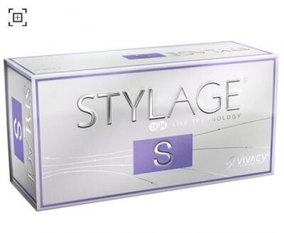 Vivacy Stylage S 2x 0.8 ml