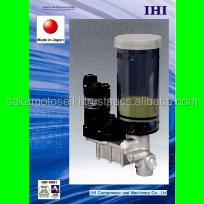 Safe and Reliable IHI SK-505BM-04 for unattended lubricating systems AUTO GREASTAR for industrial use