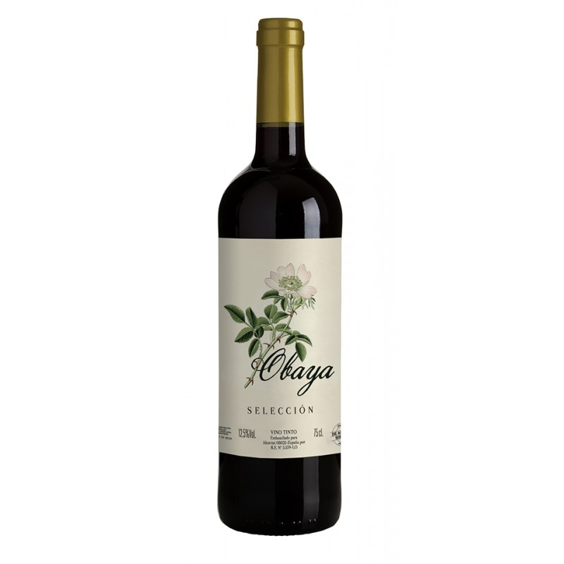 Obaya Spanish Red Table Wine
