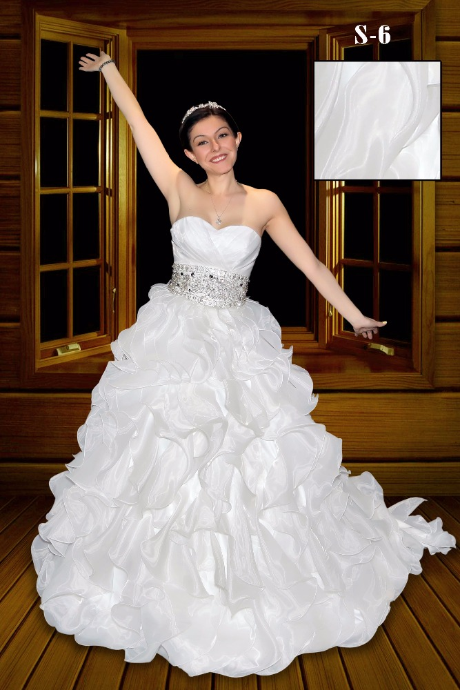 Houte Couture Wedding Dress