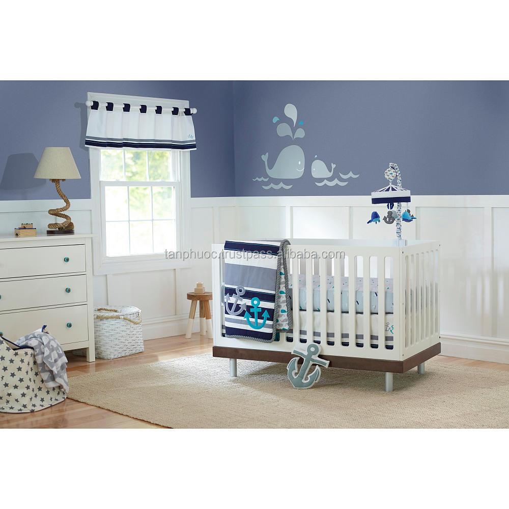 Baby cribs vietnam - Vietnam White Wood Crib Vietnam White Wood Crib Manufacturers And Suppliers On Alibaba Com