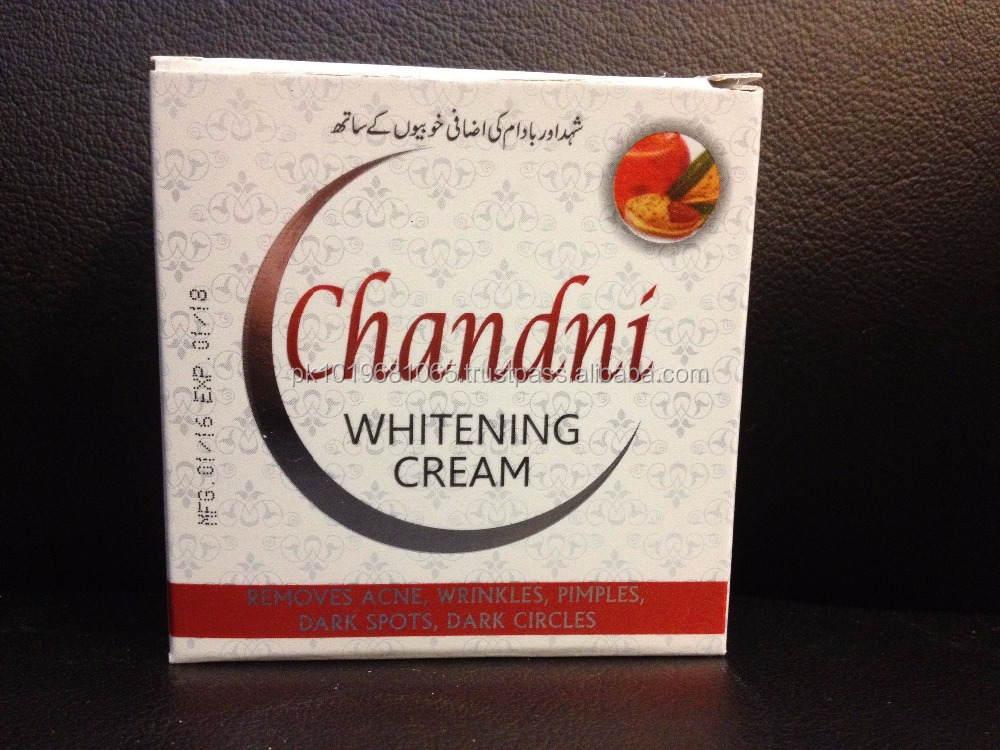 Chandni Whitening Cream, Whitening Anti Aging