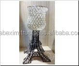 Decorative Crystal Table Corner Lamp , Decorative Crystal Lamp , Crystal Bead Table Lamp