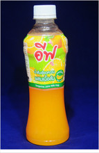 """If"" brand Tangrine Orange Juice with Pulp from Thailand"
