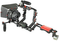 FILMCITY DSLR Camera Cage Shoulder Rig Kit (FC-02)