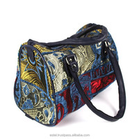 Number one choice of elegant ladies colorful hand bag E100057