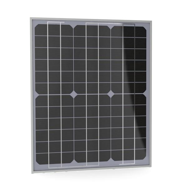 Monocrystal Solar Panel-SS-45WP
