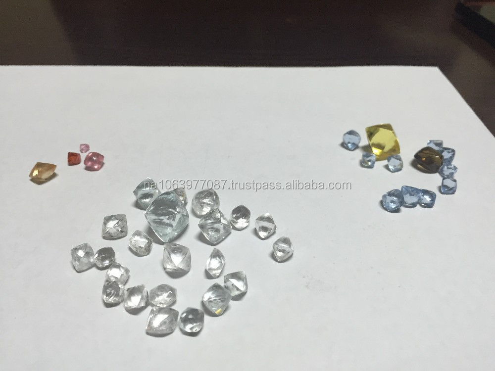 ROUGH QUALITY DIAMONDS