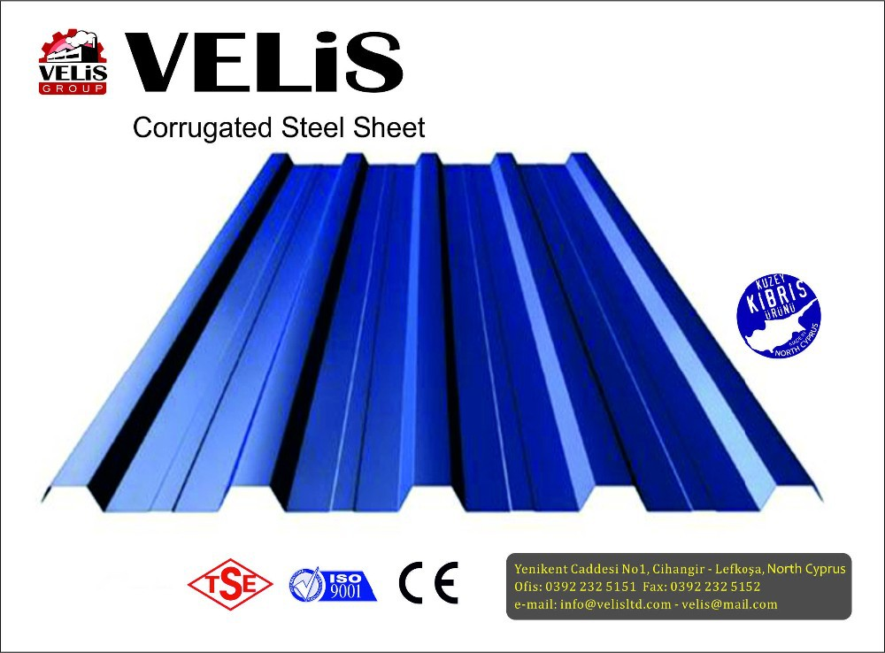Corrugated Roof Panel