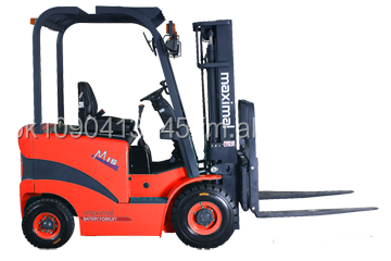 1.0 TON Battery forklift