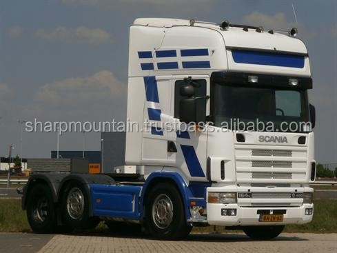 SCANIATRUCKS/SHARPMOUNTAIN
