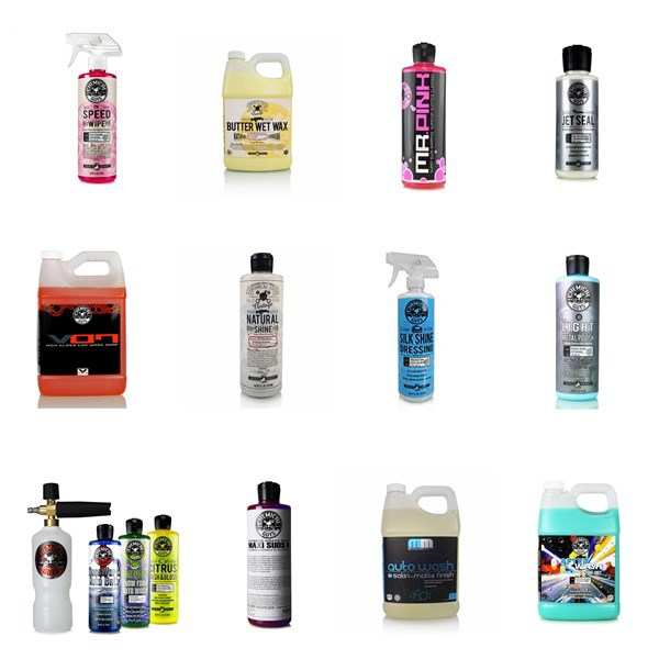 chemical guys all products chemicalguys
