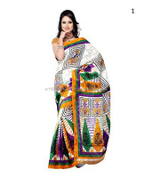 Designer Party Wear Indian Women Ready-Made Saree