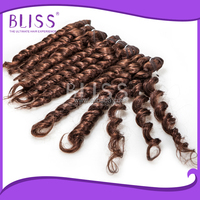 integration wigs with 100% remy human hair,expression braid hair extensions