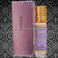 Fancy Lomani 8ml Roll on Attar Itr Perfume Oil Free From Alcohol