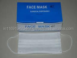 Disposable nose mask for hospitals