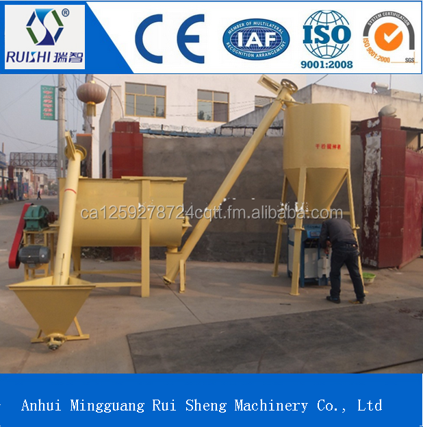 China Cement Glue/Putty Powder Dry Mix Mortar Production Line
