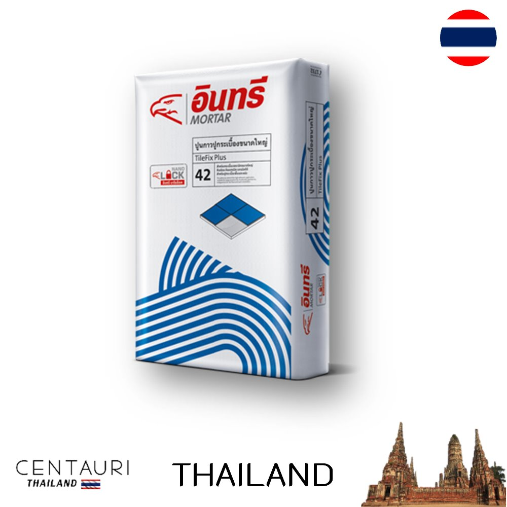 great 20 kg bag early Thai cement tile adhesive and 20 kg bag early cement tile adhesive from Thailand