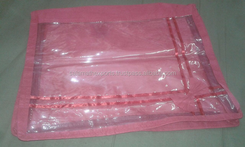 Saree cover tissue fabric