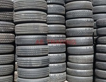Used Tires from Korea