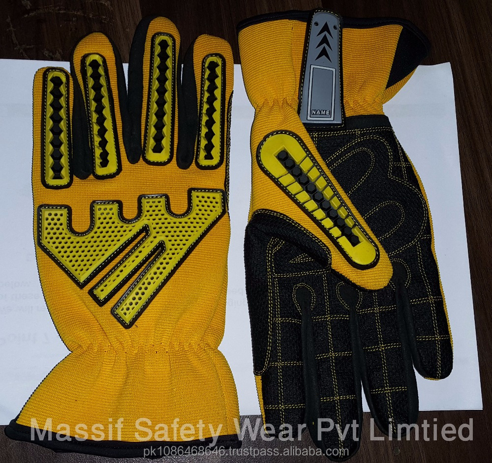 Mechanics Glove / Oil Rigger Glove
