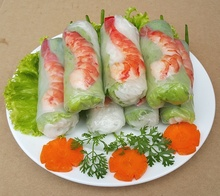 VIETNAMESE NATURAL HIGH QUALITY HEALTHY FOODS - SPRINGROLL/FRESHROLL RICE PAPER - DUY ANH FOODS