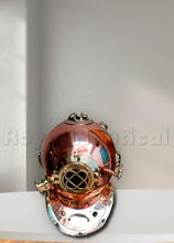 Royal Nautical Vintage Divers Decorative Diving Helmet