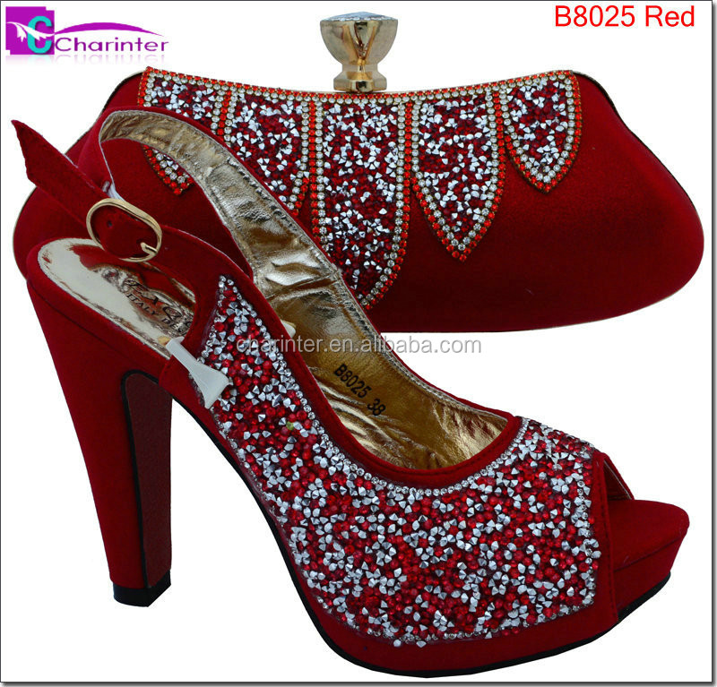 women sale well italian matching shoes and bags B8025