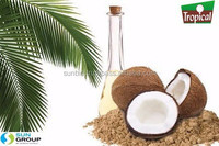 Organic Extra Virgin Coconut Oil in 500 ml and 1000 ml glass jars and 100 ml for USA