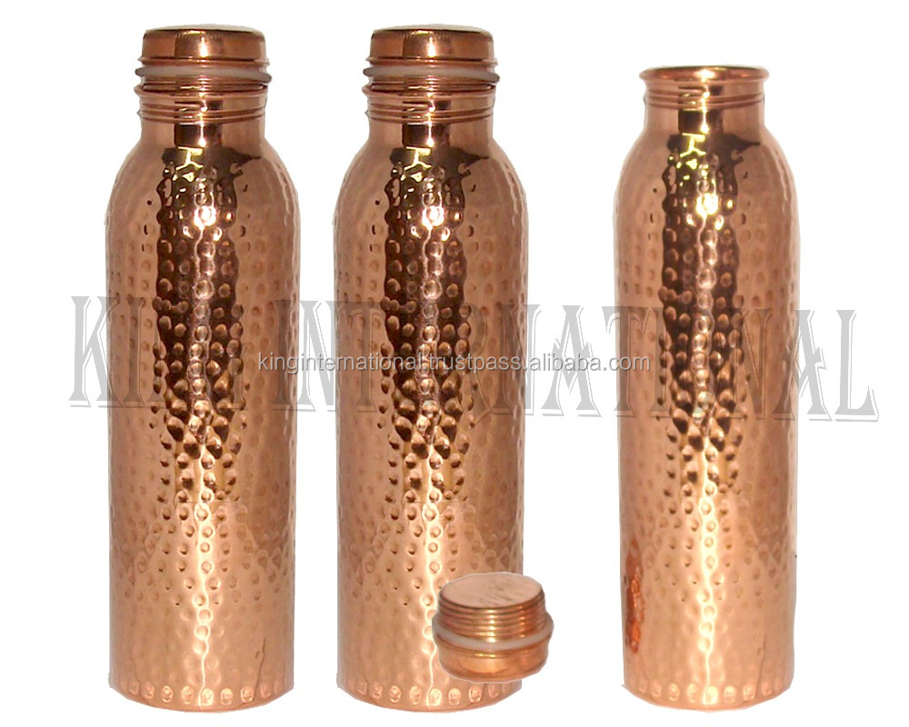Price double stainless steel copper water bottle/Diwali Gifts/Party Gifts