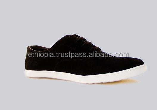 Men's Shoe made from Genuine Leather in Ethiopia