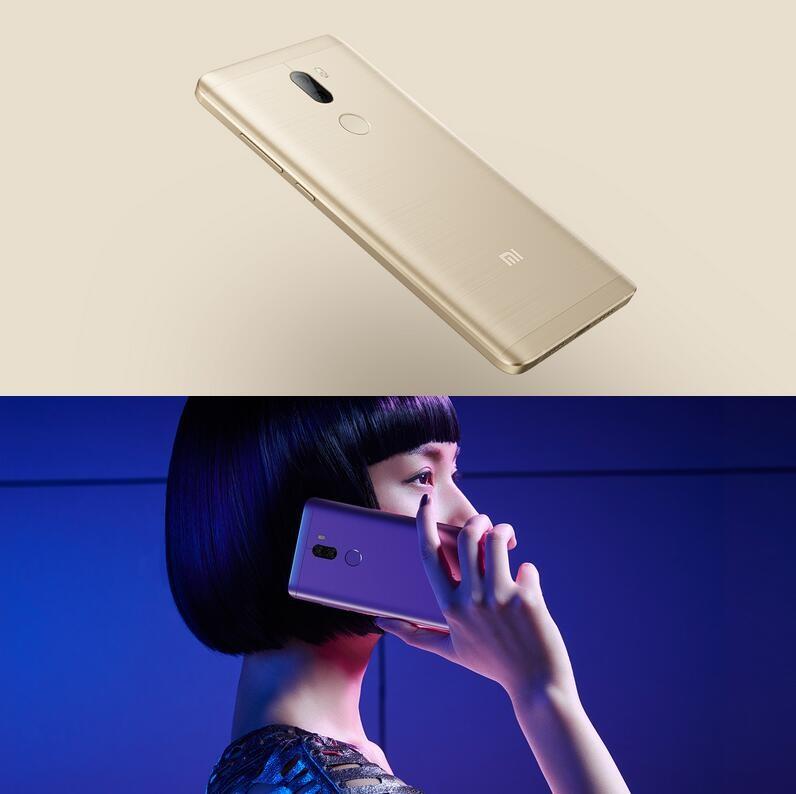Original Xiaomi Mobile Phone Xiaomi Mi5s Plus 5.7'' FHD Snapgragon 821 4GB+64GB 13MP x2 Xiaomi 5S Plus Phone